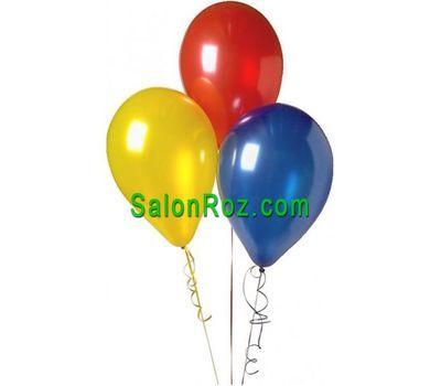 """""""3 воздушныех шара"""" в интернет-магазине цветов salonroz.com"""