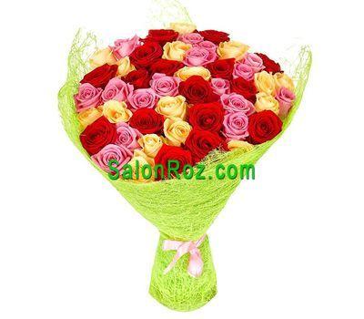 """""""Букет из 41 розы"""" в интернет-магазине цветов salonroz.com"""